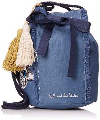 Paul & Joe Sister 7jean, Women's Backpack Handbag,7x15x20 cm (B x H T)