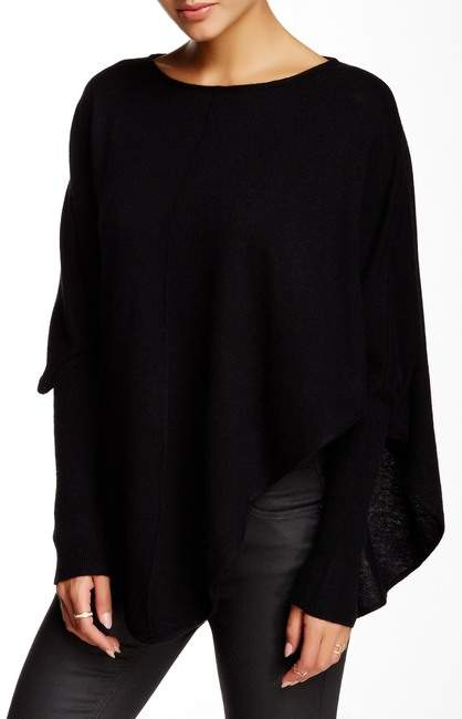 Portolano Knit Poncho Sweater