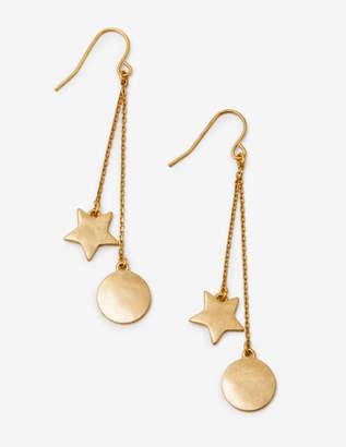 Boden Star Drop Earrings