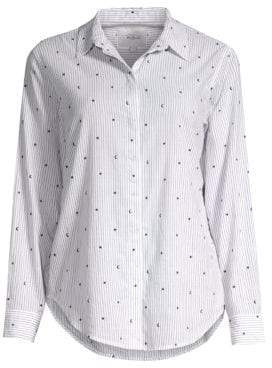 Rails Taylor Moons & Stars Button-Down Shirt