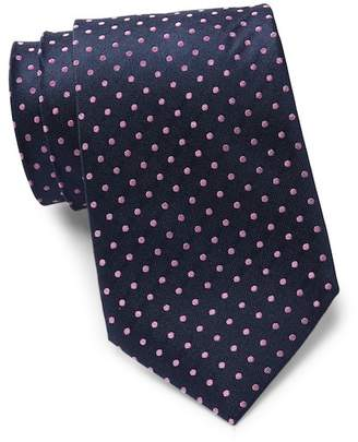 Tommy Hilfiger Silk Pin Dot Tie