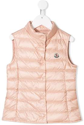 Moncler Liane sleevless down jacket