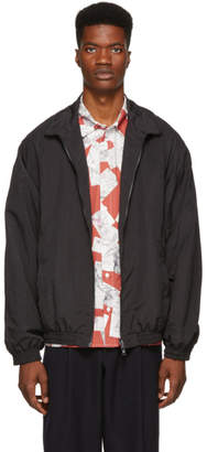 Name Reversible Black Track Jacket
