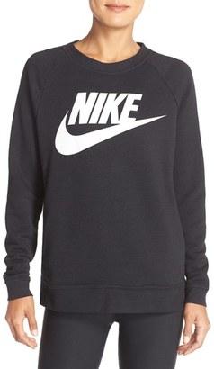 Women's Nike Modern Sweatshirt $70 thestylecure.com