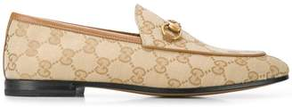 Gucci Jordaan double G loafers