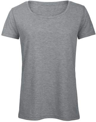 BC B&C Womens/Ladies Favourite Organic Cotton Triblend T-Shirt (M)