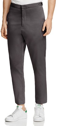 Theory Borough Cropped Trousers - 100% Exclusive $245 thestylecure.com