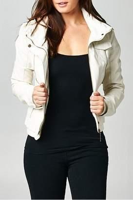 Moto Esley Collection Ivory Jacket