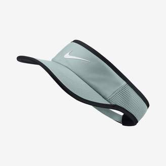 Nike NikeCourt AeroBill Featherlight Tennis Visor