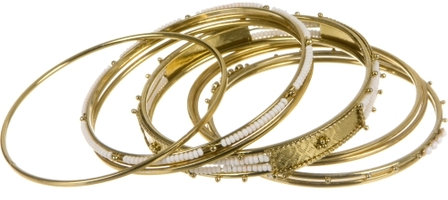 Ethnic Bangle Set