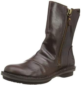 Fly London Women's FADE966FLY Ankle Boots, (Dk Brown 001), 7 (40 EU)