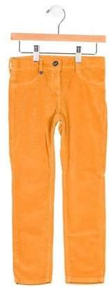Eddie Pen Girls' Velour Five Pocket Pants w/ Tags