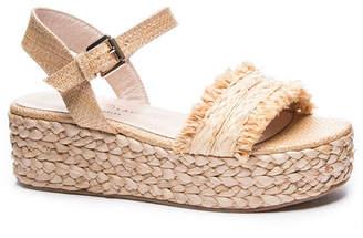 Chinese Laundry Ziba Espadrille Flatform Sandals Women Shoes