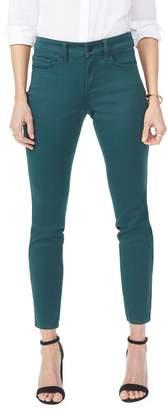 NYDJ Ami Color Skinny Legging Jeans - Veridian