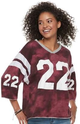 """Vanilla Star Juniors' 22"""" Football Jersey"""