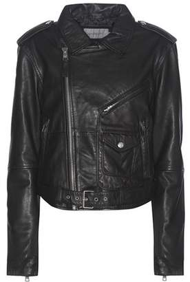 Calvin Klein Jeans Exclusive to mytheresa.com – leather biker jacket