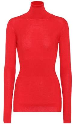 Dolce & Gabbana Cashmere and silk turtleneck sweater