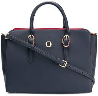 Tommy Hilfiger structure tote bag