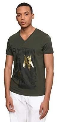 Armani Exchange A|X Men's Eagle Logo Tee