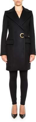 Balmain Wool Coat