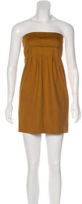 Stella McCartney Strapless Mini Dress