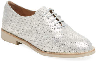 KMB Polvore Perforated Leather Oxford