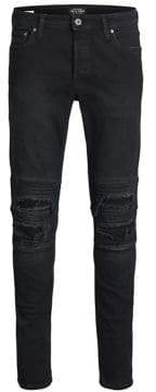 Jack and Jones Classic Distressed Jeans