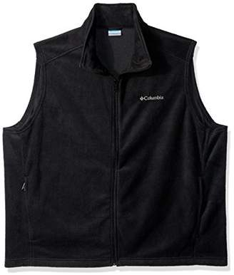 Columbia Men's Big Steens Mountain Tall Vest