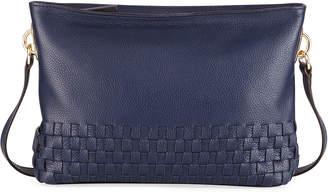 Cole Haan Benson Novelty Woven Crossbody Bag