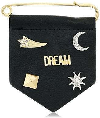 BCBGeneration Celestial Brooches and Pin