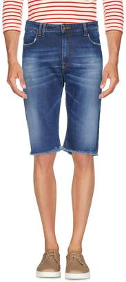 Cycle Denim capris