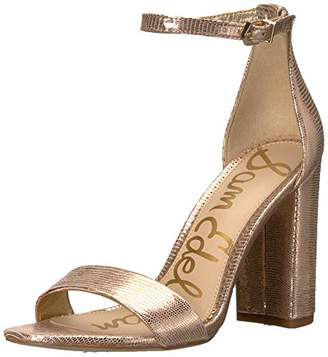 Sam Edelman Women's Yaro Heeled Sandal 8 M US