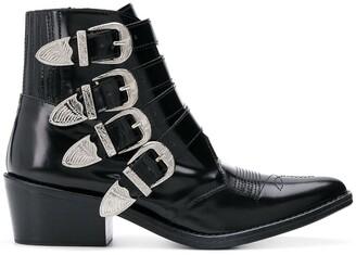 Toga Pulla AJ006 ankle boots