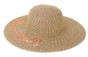 Boss Lady Sun Hat