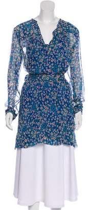 Etoile Isabel Marant Silk Oversize Tunic