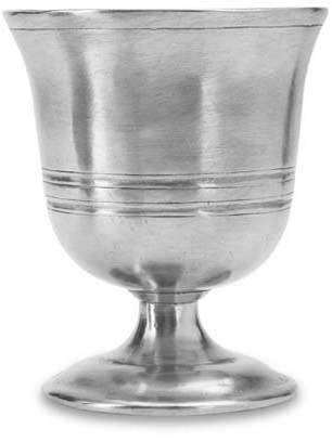 Match Pewter Handmade Italian Pewter Wizard's Goblet