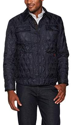 Thermoluxe Heat System Men's Searcy Shirt Jacket with Integrated