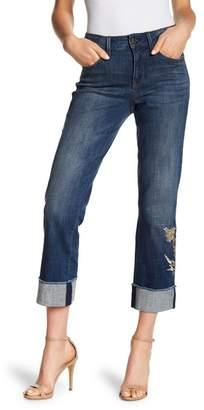 NYDJ Marilyn Cuffed Ankle Jeans