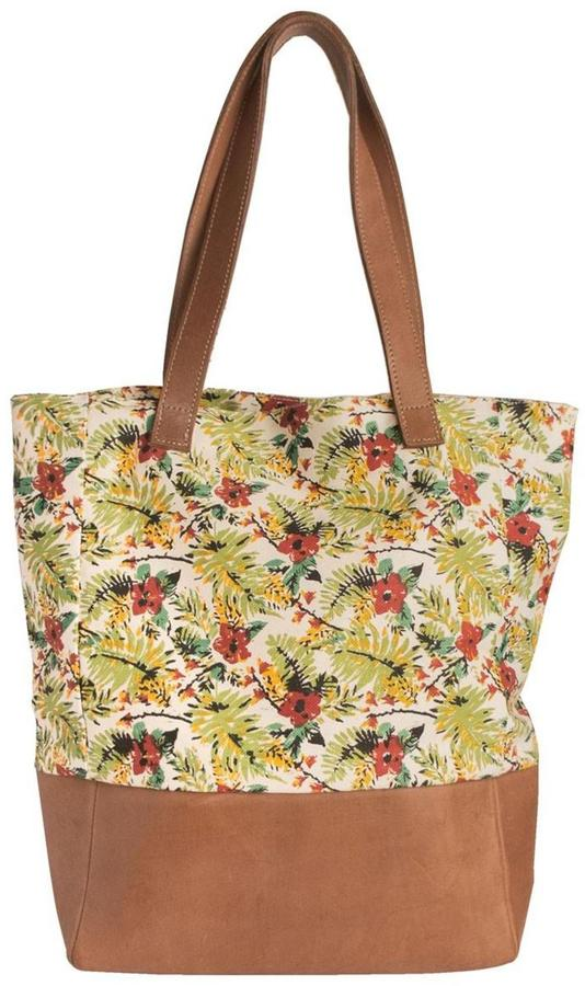Sseko Designs Printed Bucket Bag