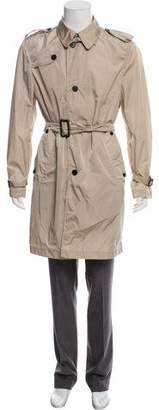 Aquascutum London Voyager Trench Coat