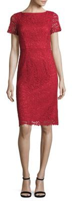 Lafayette 148 New York Siren Lace Dress $698 thestylecure.com