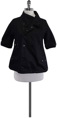 G Star- Dark Denim Short Sleeve Jacket Sz S