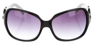 Fendi Oversize Buckle Sunglasses