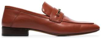 Gucci Double G horse-bit loafers