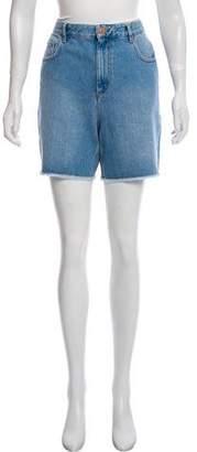 Etoile Isabel Marant Denim Mini Shorts w/ Tags