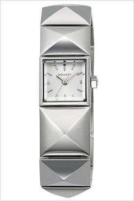 Moussy (マウジー) - マウジー腕時計 MOUSSY WM0071B4 腕時計 マウジー 時計 スタッズ STUDS
