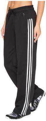 adidas Essentials Cotton Fleece 3S Open Hem Pants Women's Casual Pants