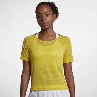 Nike Miler Women's Short-Sleeve Top