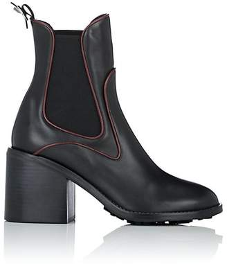 Fabrizio Viti Women's Leather Chelsea Boots
