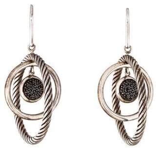 David Yurman Diamond Mobile Earrings